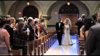 Download Amazing wedding processional with Donald K. Ross Bagpiping Video