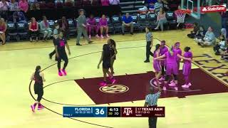 Download Women's Basketball: Highlights | A&M 85, Florida 80 Video
