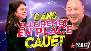 Download LILOU 8 ANS REMET CAUET À SA PLACE - CLASH Video