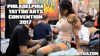 Download Philadelphia Tattoo Arts Convention 2017 Video