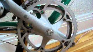 Download Marinoni Campagnolo group olympic bike - ultra suede.AVI Video