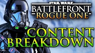 Download Star Wars Battlefront: ROGUE ONE SCARIF | Heroes, Maps & Vehicles DLC Breakdown Video