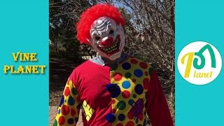 Download Scary Clown Sightings | Best Compilation - Vine Planet✔ Video