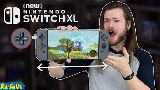 Download A NEW Nintendo Switch XL/PRO Model Is A TERRIBLE Idea Video