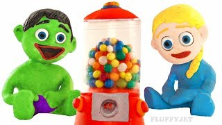 Download Bubble Gumball Machine Candy Dispenser bubble gum Family Fun playtime kids Video Video