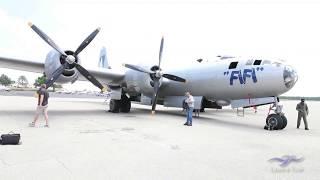 Download FiFi - Boeing B-29 Superfortress - Kermit Co-Pilots Video