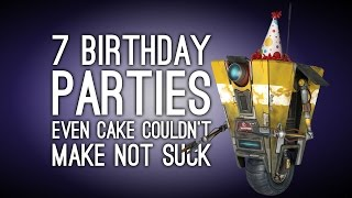 Download 7 Awful Birthday Parties Even Cake Couldn't Make Not Suck Video