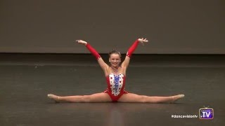 Download Madeline Eiffe Acro Solo - 9 Years Old Video