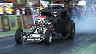 Download Blown Fuel Altereds - Ozark Raceway Park Video