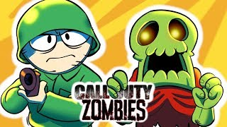 Download If CALL OF DUTY ZOMBIES was Realistic (Animation) Video