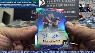 Download The Layton Sports Cards Super Bowl LII 300 Box Football Mixer RANDOM TEAMS Video