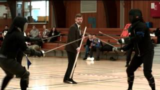 Download Rapier and Dagger Final, Copenhagen Open 2015, NHFL Video