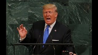 Download President Donald Trump SHOCKS the World at his Speech to the United Nations General Assembly 🔴 Video