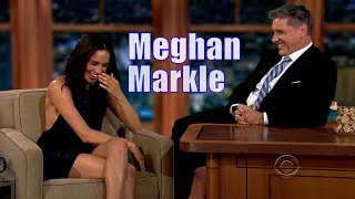 Download Meghan Markle - Is Charming & Fun With Craig Ferguson Video