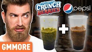 Download Surprising Slurpee Combos Taste Test Video