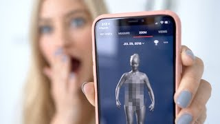 Download Naked 3D Body Scanner! Video