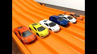 Download RACE: LAMBORGHINI , Series 1, Race 2 - Hot Wheels Video
