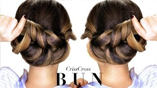 Download ★ 3-Minute Elegant BUN Hairstyle Every Girl DOESN'T ALREADY KNOW ★ Easy Updo Hairstyles Video