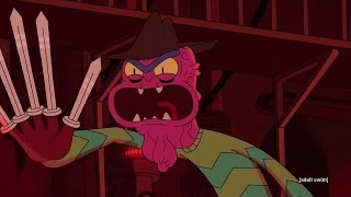 Download [Rick and Morty] Scary Terry (all scenes) Video