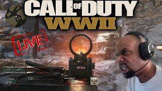 Download COD WW2 BETA LEVEL CAP INCREASED TO 25!!! WAFFE 28 AND M1911 TDM GAMEPLAY! Video