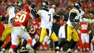 Download Pittsburgh Steelers vs. Kansas City, game by the numbers Video