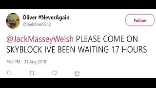 Download He waited 17 hours for me to troll him... Video