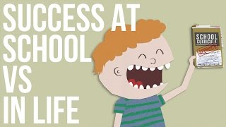 Download Success at School vs Success in Life Video