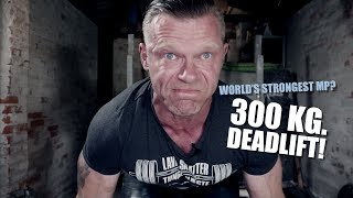 Download PROBABLY THE WORLD'S STRONGEST MP? Video