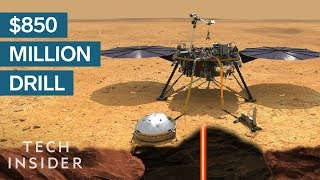 Download Why NASA Is Sending An $850 Million Drill To Mars Video