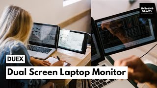 Download Duex Dual Screen Monitor Video