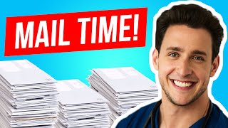 Download Responding To Your Letters! | Mail Time #1 | Doctor Mike Video