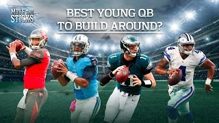 Download Prescott, Wentz, Mariota, or Winston: Best Young QB to Build Around? | Move the Sticks | NFL Video