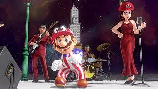 Download Super Mario Odyssey - Secret Final Level (Invisibility Hat Unlocked) Video