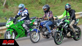 Download Pulsar NS200 vs Yamaha RX vs Ninja 250 | Final 16 seg. 2 válida de motos piques 1/4 de Barranquilla Video
