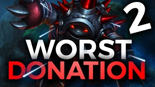 Download WORST DONATION 2 ft. Adi's Underwear?? (crazy af game tho) Video