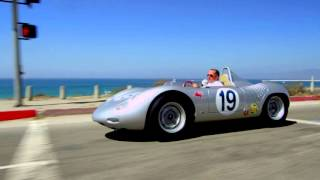 Download Jerry Seinfeld and his 1959 Porsche 718 RSK Video