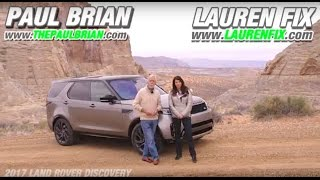 Download 2017 Land Rover Discovery - His Turn - Her Turn™ Car Review Video