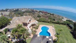 Download Villa Haus in Marbella zu verkaufen, Las Chapas, El Rosario Video