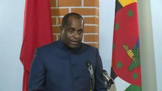 Download PM Skerrit Address at Assumption of Chinese Ambassador & Chinese Spring Festival Celebration Video