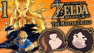 Download Breath of the Wild: The Master Trials: Oh, Sweet Deku Tree - PART 1 - Game Grumps Video