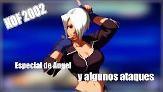 Download Como hacer el especial de Angel   KOF 2002 Magic Plus Video
