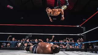 Download Ricochet vs. Keith Lee (Pro Wrestling World Cup USA - 2nd Round) Video