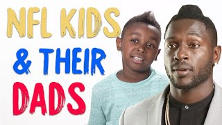 Download NFL Stars' Kids Love Their Everyday Dads | Happy Father's Day! Video