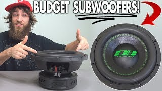 Download $200 Subwoofer EXPOSED w/ 12″ Deaf Bonce APOCALYPSE Free Air Excursion | Bugdet BANGING Test Review Video
