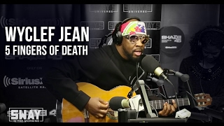Download Wyclef Kills the 5 Fingers of Death on Sway in the Morning Video