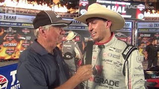 Download IndyCar: Graham Rahal Wins Wild Texas Resumption Video