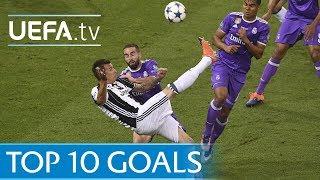 Download UEFA Champions League 2016/17 - Top ten goals Video