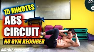 Download (Level 3) 15 minute Abs Workout Routine (full session) Video
