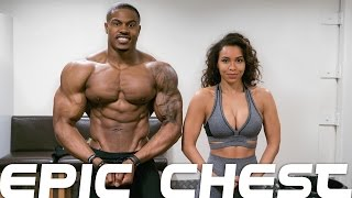 Download EPIC CHEST | Killed it with my girl | Simeon Panda & Chanel Coco Brown Video