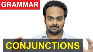 Download CONJUNCTIONS - Parts of Speech - Advanced Grammar - Types of Conjunctions with Examples Video